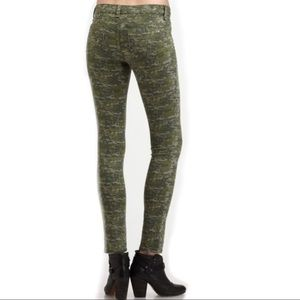 Rag & Bone Camo Zip Pocket Pants Intermix